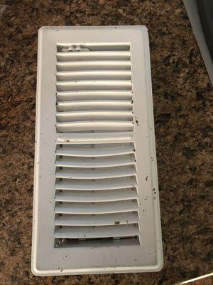 Floor air vent register 14 x 6 for Sale in Veneta, OR
