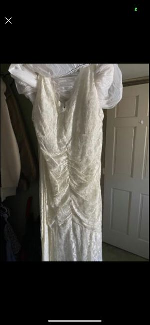 Wedding dress for Sale in Springfield, MA