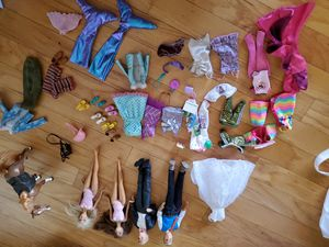 Barbie and Ken Dolls and Clothes for Sale in Tempe, AZ