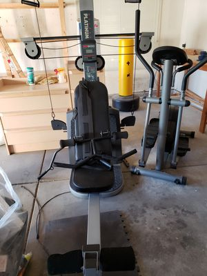 XP 600 Weider workout machine for Sale in Santa Maria, CA