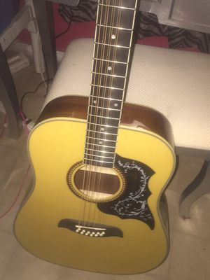 12 string acustic guitar for Sale in El Dorado, AR