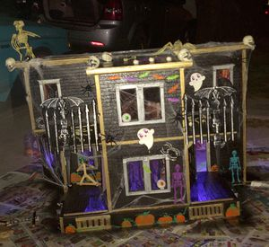 Gothic Haunted doll house for Sale in Sacramento, CA