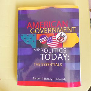 American Government textbook for Sale in Los Angeles, CA
