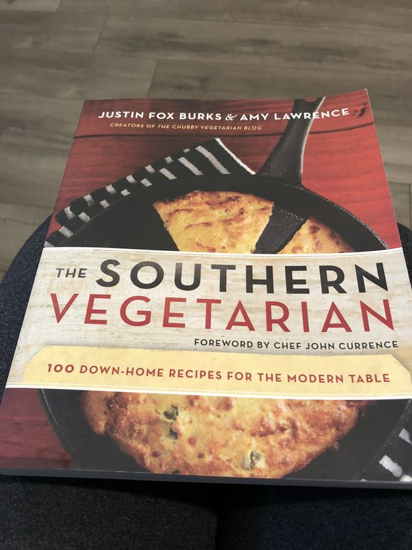 NEW - never used. Southern Vegetarian Cookbook