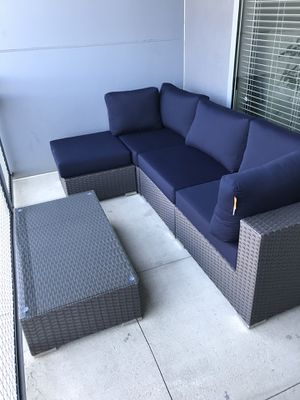 Sojourn patio furniture. Almost new for Sale in GRANDVIEW, OH