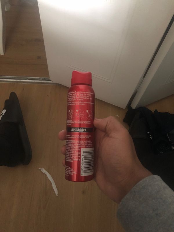 Old Spice Swagger Refresher Body Spray