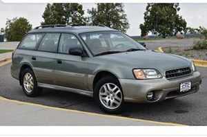 2004 subaru outback- station wagon-for parts for Sale in Tacoma, WA