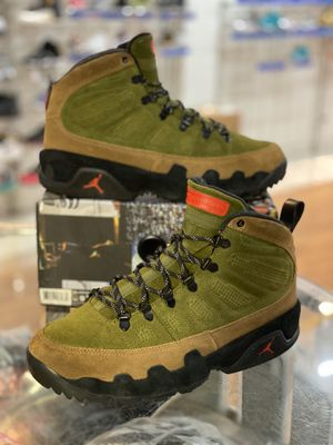 Military Brown 9s Boot size 9.5 for Sale in Kensington, MD