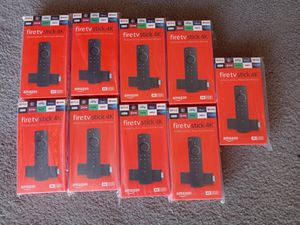 Amazon Fire TV stick 4K for Sale in Bell Gardens, CA