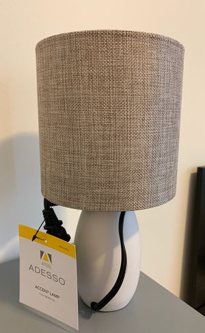 Adesso accent lamp brand new for Sale in Cary, NC