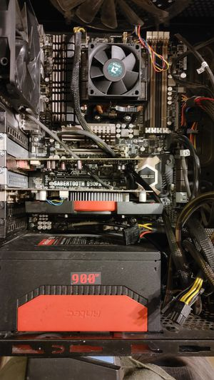 Computer Parts. 🔌🔧 ( Parts for build Game Computer ) Mainboard, CPU, Ram, DVD, Fan, Video, PS. etc. All 100% Work.✔ for Sale in Sun City, AZ