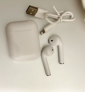 i11 Wireless EarPods Touch control w charger for Sale in Houston, TX