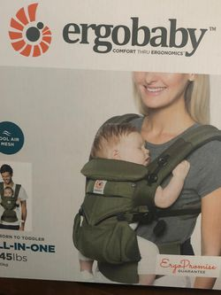Brand New In Box Ergobaby 360 for Sale in Lorton,  VA