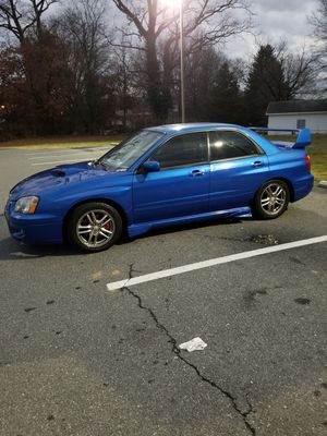 Subaru wrx impreza 2004 for Sale in Hyattsville, MD