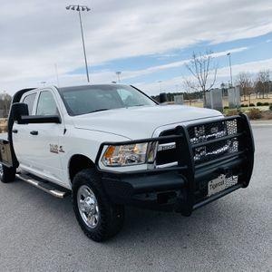 2018 Ram 2500 Cummings Turbo Diesel 4X4 Flatbed Backup Camera 67K Miles for Sale in Douglasville, GA