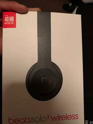 Beats solo 3 wireless for Sale in Louisville, KY