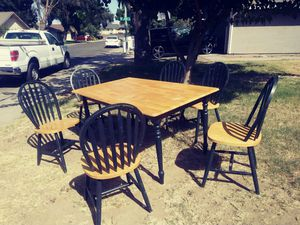Round Table Ceres Ca.New And Used Table For Sale In Modesto Ca Offerup