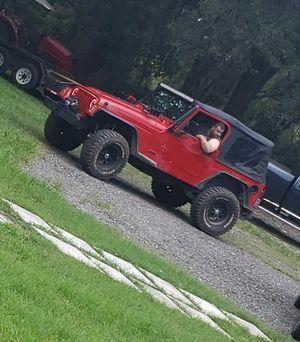 Jeep TJ SE for Sale in Zephyrhills, FL