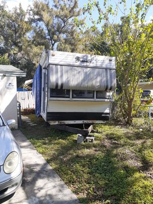 Mobile Home / Travel Trailer 34 feet for Sale in Tampa, FL