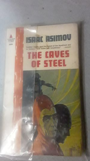The Caves of Steel - Isaac Asimov 1962 for Sale in Hummelstown, PA