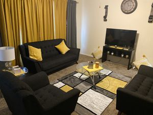 sofa love set and chair for Sale in Irving, TX