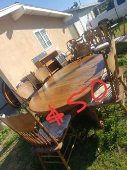 Dining table With Chairs for Sale in Westminster,  CA
