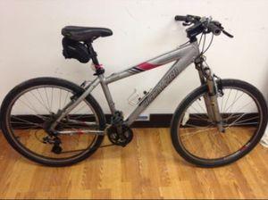 "Specialized hard rock sport gray mountain bike size M 26"" for Sale in Miami, FL"