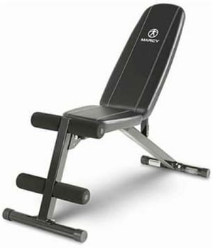 Multi-Position Workout Utility Bench for Home Gym and Strength Training for Sale in Wilkes-Barre, PA