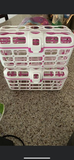 Munchkin High Capacity Dishwasher Basket for Sale in Tracy, CA
