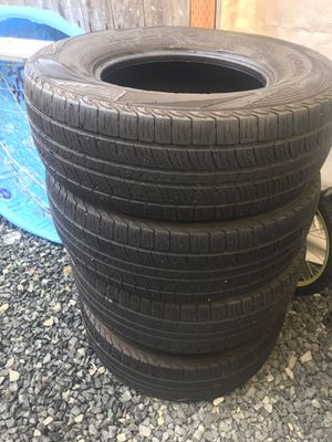 Sprinter tires 245/75/16LT for Sale in Auburn, WA