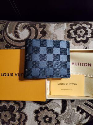 Louis Vuitton Men Wallet $150 Face Mask $50 for Sale in Torrance, CA