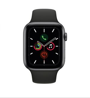Apple watch series 5 only God black 40mm for Sale in Tempe, AZ