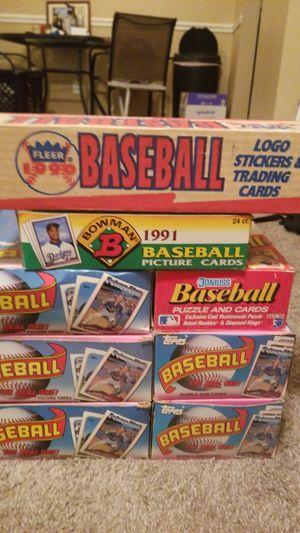 MLB 1990-1991 Trading Card sets for Sale in Chandler, AZ