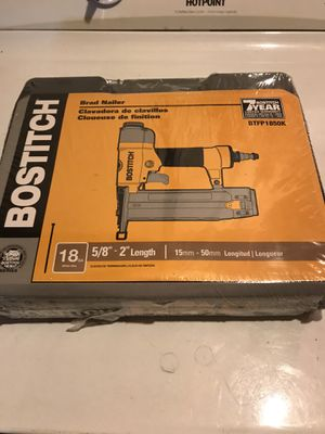 Bostitch Brad air nail gun for Sale in Philadelphia, PA