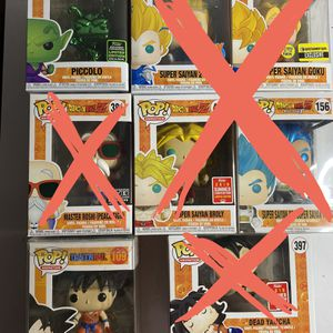 Dragonball Z Pops for Sale in San Antonio, TX