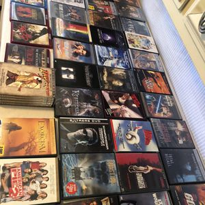 43 DVD, Blue Ray and HD DVD Assortment for Sale in McHenry, IL