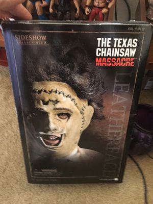 Sideshow collectibles Texas chainsaw massacre for Sale in Castro Valley, CA