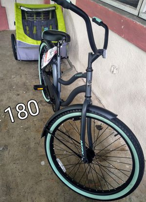 Bike and bike trailer for Sale in Indiantown, FL