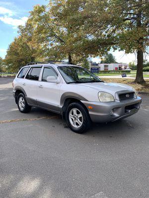 2002 Hyundai Santa Fe for Sale in Meriden, CT