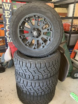 Ford F-150 Rims and Tires for Sale in Mount Dora, FL