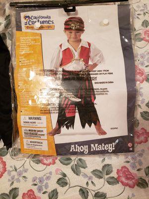 Pirate costume for Sale in Fresno, CA