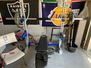 Bench and weights for Sale in Delhi, CA