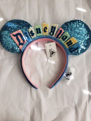 Disney land Bow/ head band for Sale in Tallahassee, FL