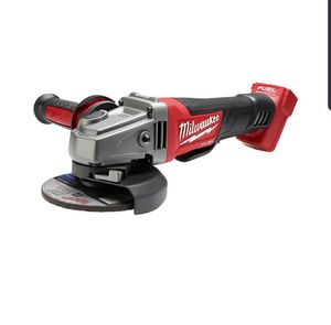 Milwaukee M18 FUEL 18-Volt Lithium-Ion Brushless Cordless 4-1/2 in. / 5 in. Grinder with Paddle Switch (Tool-Only) for Sale in Tucson, AZ