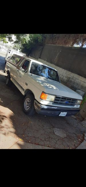 1989 ford f150 lariat 4x4 shortbed for Sale in City of Industry, CA