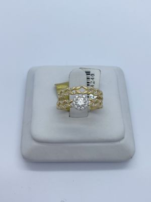 Women's wedding rings 14kt for Sale in Tampa, FL