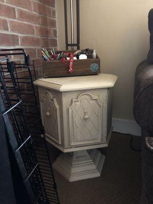 Antique end tables- 2 for $50 for Sale in Salt Lake City, UT