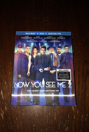 Now You See Me 2 for Sale in Phoenix, AZ