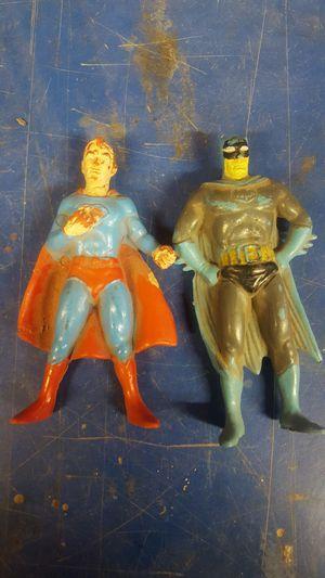 Superman and Batman for Sale in Alpine, CA