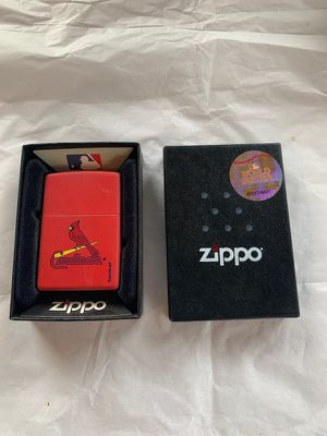 Zippo Lighter - St.Louis Cardinals for Sale in Scottsdale, AZ